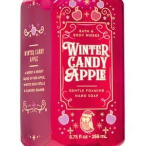 (TODAY ONLY) WINTER CANDY APPLE Hand Soap 8.75 oz